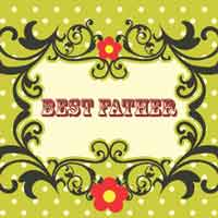 Thumbnail image for Best Father Card