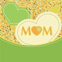 Thumbnail image for Card for Mom