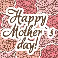 Thumbnail image for Floral Mom Card