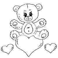 Thumbnail image for Bearly Resistible Valentine